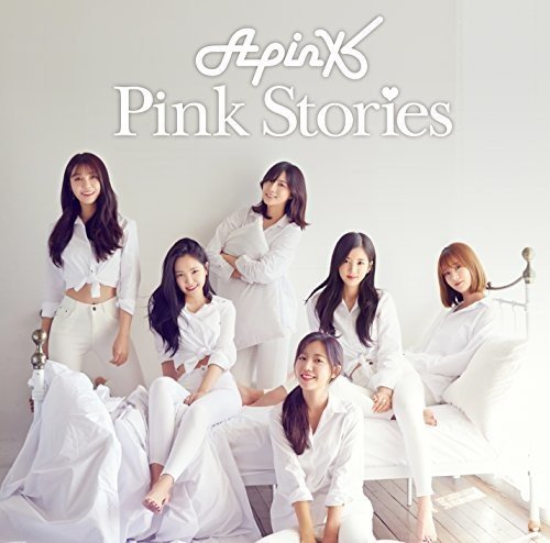 CD : Apink - Pink Stories (bomi Version A) (Limited Edition, Card, Keychain, With Book, Japan - Import)