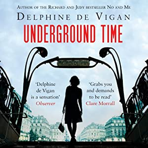 Underground Time Audiobook