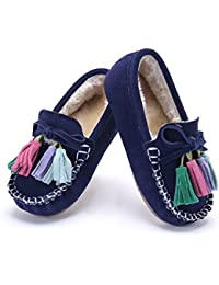 Loafer Flat Oxford Shoes For Little Girls Casual Sneakers