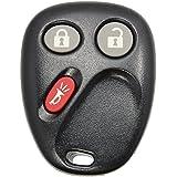 2003-2006 Chevrolet Silverado 1500 2500 3500 Keyless Entry Remote Key Fob with DIY Programming Instructions