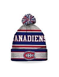 NHL Men's Montreal Canadiens Pom Pom Toque ( One-Size )