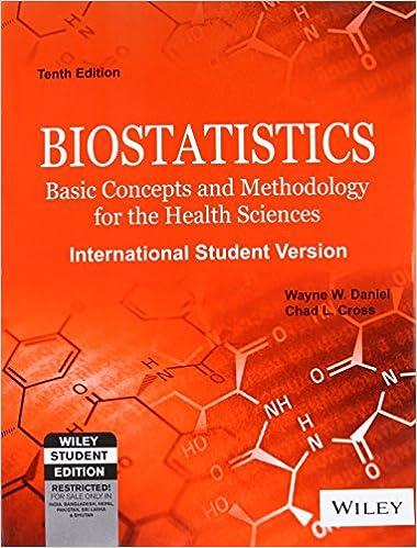 Biostatistics By Wayne W Daniel Pdf