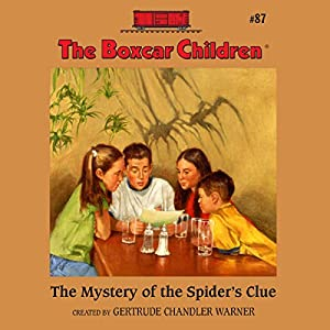 The Mystery of the Spider's Clue Audiobook