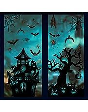Decoratieve stickers voor Halloween of Halloween