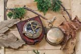 Personalized Compass, Engraved Compass, Custom