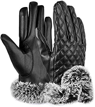 Vibiger Womens Winter Touch Screen Gloves (Several Colors)