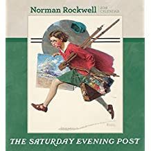 Norman Rockwell: The Saturday Evening Post 2016 Wall Calendar