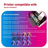 HOTCOLOR Remanufactured hp 02 Ink Cartridges