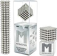 MagneDotz Magnetic Balls 5mm Fidget Gadget Toys Rare Earth Magnet Marbles Desk Toy Games Magnetic Beads Stress