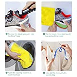 Teletrogy Shoes Laundry Bag Shoe Wash Bag For