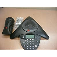 Polycom Soundstation 2 Non-Expandable Conference Phone 2201-16000-601