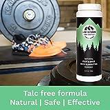 Natural Foot Powder Deodorizer & Shoe Odor