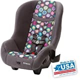 """Safe Cosco Convertible Car Seat Scenera NEXT for At Least 2 Years Babies, Kids, Toddlers with Side Impact Protection, 5-point Front Harness, 5 Heights and 3 Buckle Location for BEST FIT, Forward-facing 22-40 Lbs (29"""" to 43""""), COMPACT LIGHTWEIGHT TSA Design for Airport Security, Fits 3 Across in the Back Seat of Any Vehicle and Airplane, Machine Washable and Dryer Safe Seat Pad, Dishwasher Safe Rem"""