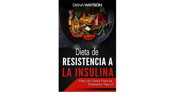 Resistencia a la insulina y dieta