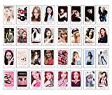 Blackpink Gifts Set - 32Pcs Blackpink Lomo Cards/12 Sheet of Stickers/ 1 Phone Ring Holder/ 1 Lanyard/ 1 Keychain/ 1 Pen/ 2 Tattoo Stickers