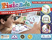 pixicade: Transform Creative Drawings to Animated Playable Kids Games On Your Mobile Device - Build Your Own V
