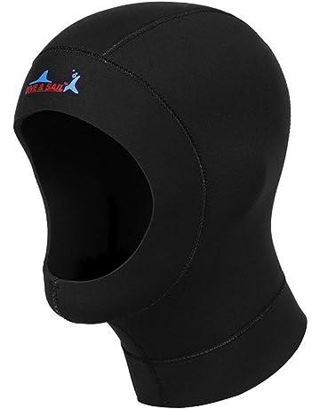 0cc13100a5 A Point diving Suits 1mm Dry Hood Flex Wetsuit Vented Hood