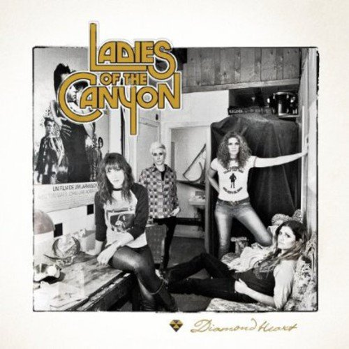 CD : Ladies of the Canyon - Diamond Heart (Canada - Import)