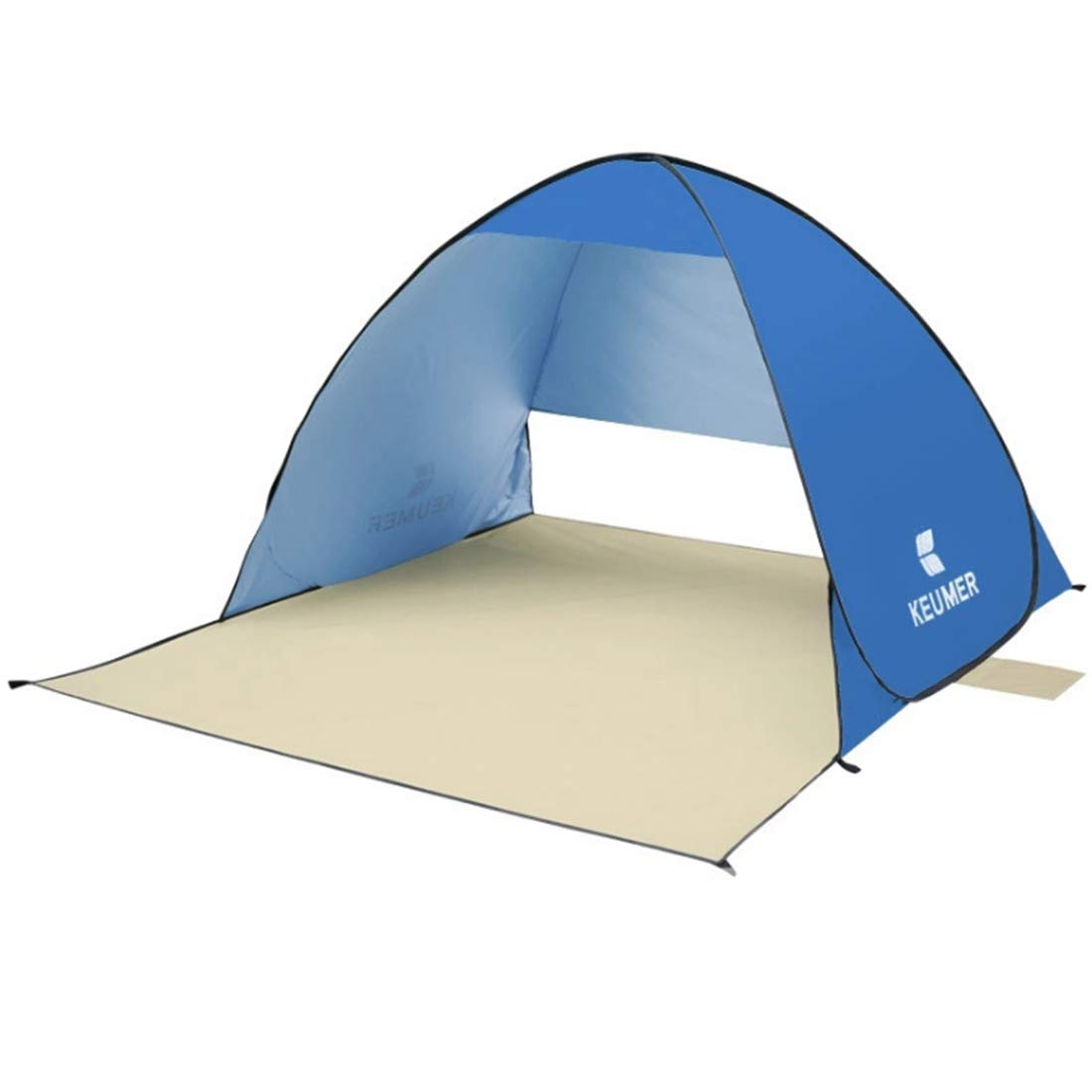 Igspfbjn Outdoor Camping für 2 Personen Zehn (Farbe : Sapphire)