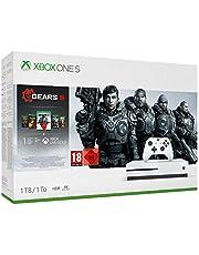 Xbox One S 1TB Console - Gears 5 Bundle