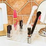 Transparent Cosmetic Makeup Organizer for
