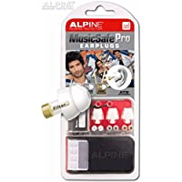 Alpine Hearing Protection - MusicSafe PRO Earplugs for Musicians - GREY