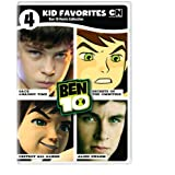 4 Kid Favorites: Cartoon Network Ben 10 Movies