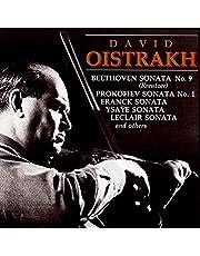 David Oistrakh Plays Works For Violin & Piano