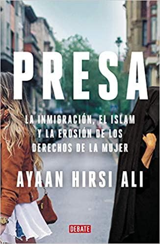 Presa de Ayaan Hirsi Ali