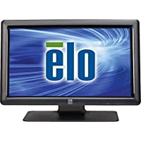 Elo E107766 Desktop Touchmonitors 2201L IntelliTouch Plus 22 LED-Backlit LCD Monitor, Black