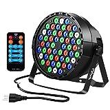 LED Stage Lights, Crtworld 54 LED RGBW Uplighting