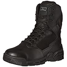Magnum Men's Stealth Force 8.0 Side Zip Waterproof I-Shield Military and Tactical Boot