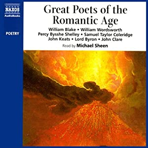 Great Poets of the Romantic Age Audiobook
