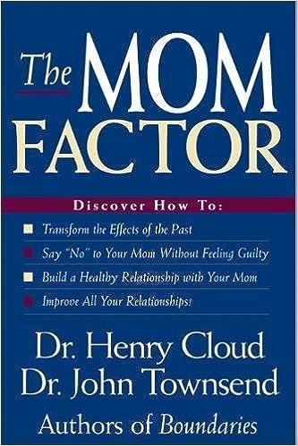 Dr henry cloud boundaries in dating barnes
