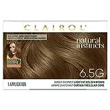 Clairol Natural Instincts Semi-Permanent, 6.5G