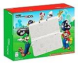Nintendo New 3DS - Super Mario White Edition [Discontinued] (Renewed)