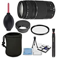 Canon EF 75–300mm f/4–5.6 III Lens - International Version (No Warranty)