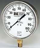Weiss Instruments, Inc. 4CTS200 HVAC GAUGE