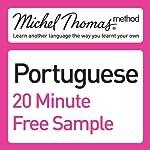 Michel Thomas Method: Portuguese Course Sample | Virginia Catmur