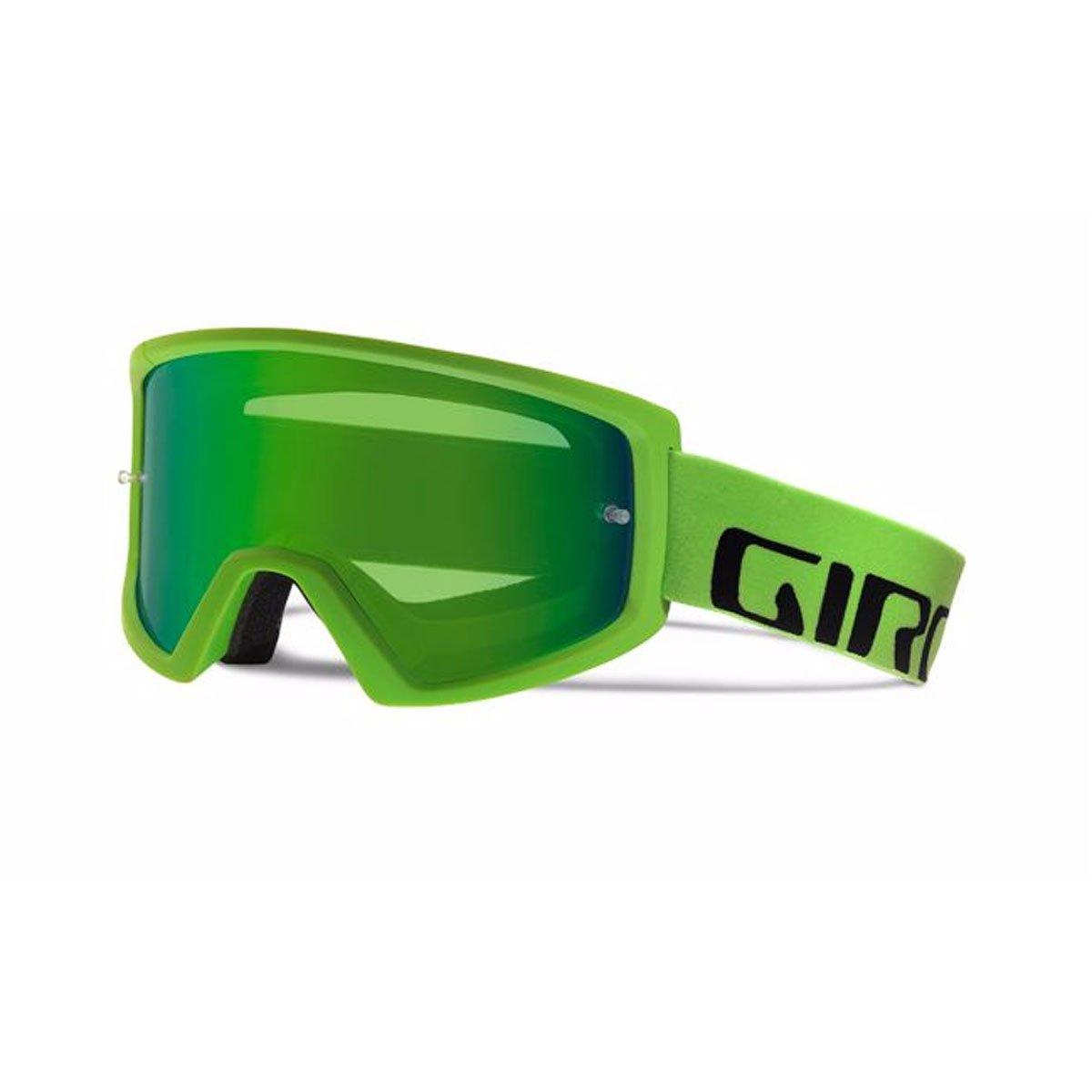 Giro Mtb Brille 2017 Blok Matt Lime-Grau Grun (One Größe , Grun)