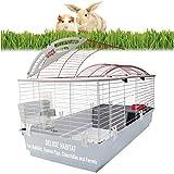 Living World Deluxe Habitat, Rabbit, Guinea Pig and