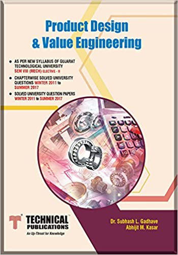Product Design And Value Engineering Book