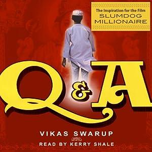Slumdog Millionaire (a.k.a. Q&A) Audiobook