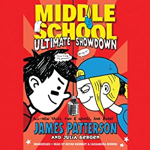 Middle School: Ultimate Showdown Audiobook