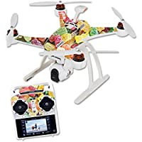 Skin For Blade Chroma Quadcopter – Sour Candy | MightySkins Protective, Durable, and Unique Vinyl Decal wrap cover | Easy To Apply, Remove, and Change Styles | Made in the USA