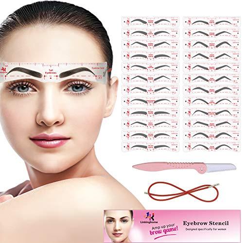 Eyebrow Stencil 24 Eyebrow
