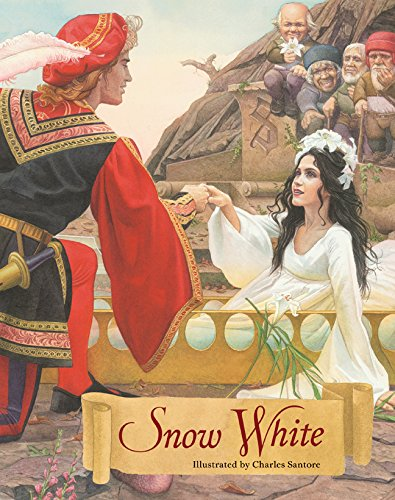 Snow White: A Tale from the Brothers Grimm: Amazon.it: Grimm, Jacob, Grimm,  Wilhelm, Santore, Charles: Libri in altre lingue