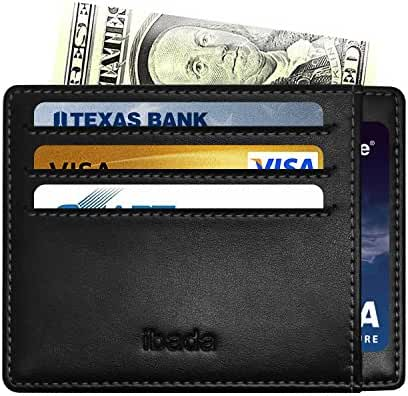 Credit Card Holder Money Clip BeOne Slim Wallet ID Holder RFID Blocking