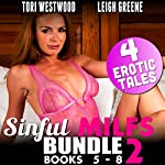 Sinful MILFs Bundle 2: Books 5-8 | Tori Westwood