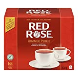 Red Rose Orange Pekoe Tea 144 EA